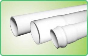PVC给水管和PVC排水管有什么区别