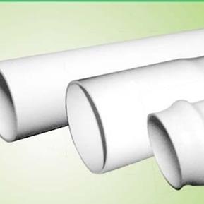 PVC-U管道的性能特点