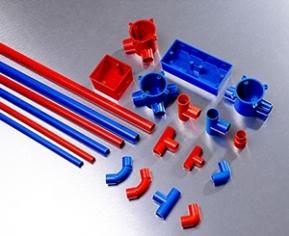 铝塑电线管和pvc电线管的区别