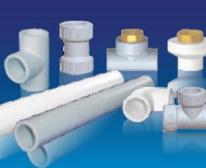 PVC-C冷热饮水管